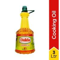 Dalda Cooking Oil Bottle - 3Ltr