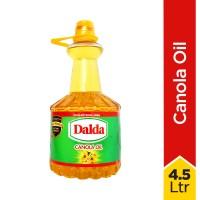 Dalda Canola Oil Bottle - 4.5Ltr