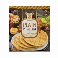Dawn Frozen Plain Paratha (Pack of 5) - 400gm