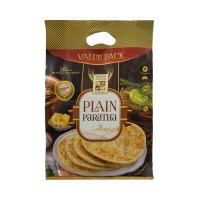 Dawn Frozen Plain Paratha (Pack of 20) - 1600gm