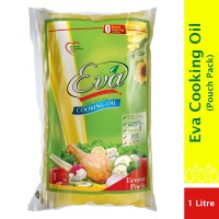 Eva Cooking Oil Pillow Pouch - 1Ltr