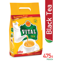 Vital Tea Economy Zipper Pack - 475gm