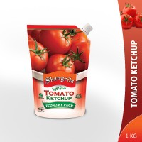 Shangrila Tomato Ketchup Pouch - 950gm