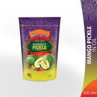 Shangrila Mango Pickle Pouch - 500gm