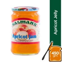 Salman's Apricot Jam - 450gm