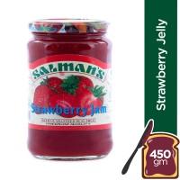 Salman's Strawberry Jam - 450gm