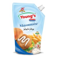 Young's French Mayonnaise 200ml