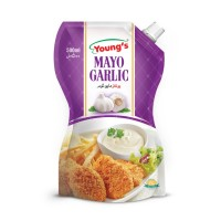 Young's French Mayo Garlic - 500ml