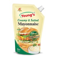 Young's French Creamy and Salty Mayonnaise - 500ml