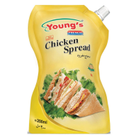 Young's Chicken Spread - 200ml