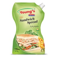 French Sandwich Spread Pouch - 200ml