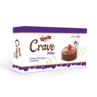 Chocobliss Crave Milk Chocolate - 500gm