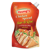 Young's BBQ Chicken Spread - 200ml