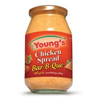 Young's French Chicken Spread BBQ - 300ml