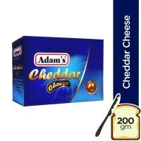 Adam's Cheddar Cheese - 200gm