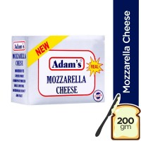 Adam's Mozzarella Cheese - 200gm