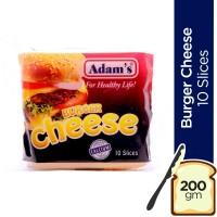 Adam's Burger Cheese Sliced - 200gm