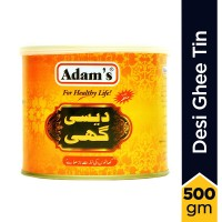 Adam's Desi Ghee Tin - 500gm