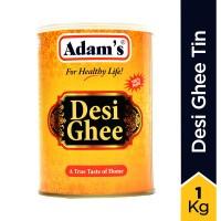 Adam's Desi Ghee Tin - 1kg