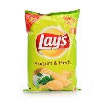 Lay's Yogurt and Herb (10%Extra) -70gm
