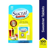 Sucral Sweetner Tablets (Pack of 100)