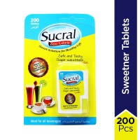 Sucral Sweetner Tablets (Pack of 200)