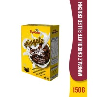 Franchies Choco Crunch Breakfast Cereal Box - 150gm