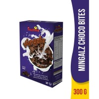 Franchies Choco Bites Breakfast Cereal Box - 300gm