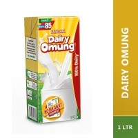 Dairy Omung Milk (save Rs 5) - 1Ltr