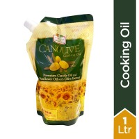 Canolive Cooking Oil 1L
