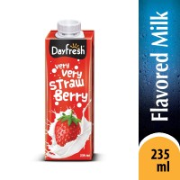 Dayfresh Milk Strawberry - 235ml