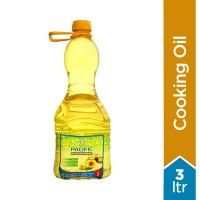 Pacific Cooking Oil Bottle - 3Ltr