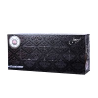 Leen Choice Deluxe Black 100 x 2 Ply Tissues