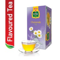 Vital Chamomile Green Tea (30's Tea Bags)
