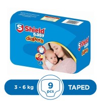 Shield Diaper Mega Bachat Pack