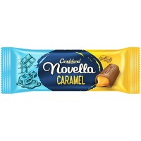 Novella Caramel Rs-15 Box 24 Pcs