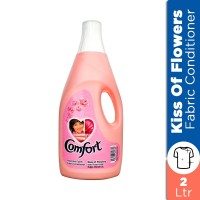 Comfort Kiss of Flowers Fabric Conditioner - 2Ltr