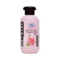 Cool and Cool Rose Nail polish Remover - 100ml