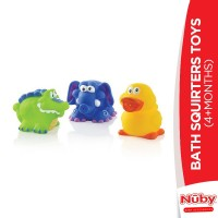 Nuby Bath Squirters Toys (4+m)