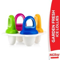 Nuby Garden Fresh Ice Lollies