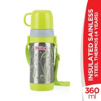 Nuby 4+ Years Insulated Sainless Steel Thermos - 360ml