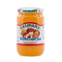 Salman's Jam Mix Fruit - 900gm