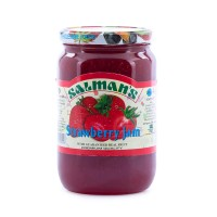 Salman's Jam Strawberry - 900gm