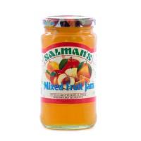 Salman's Mix Fruit Jam - 450gm