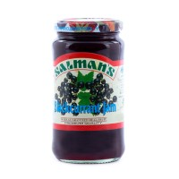 Salman's Blackcurrant Jam - 450gm