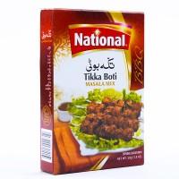 National Recipes Tikka Boti 50g