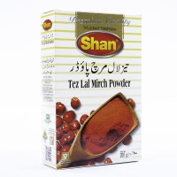 Shan Spices Tez Lal Mirch Powder 200g