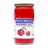 Mitchell's Raspberry Jelly - 450gm