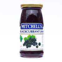Mitchell's Blackcurrant Jam - 340gm