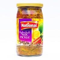 National Pickle Hyderabadi Mix 320g